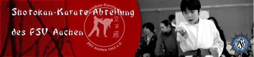 PSV Aachen Karate